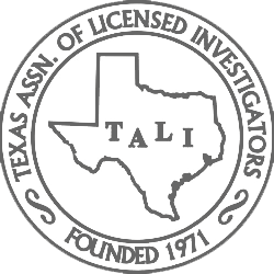 Texas Association of Licensed Investigators TALI Member Logo